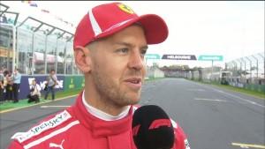 """Formula 1 - Vettel: """"Penso saremo più vicini in gara. Ho sbagliato in curva 13"""""""