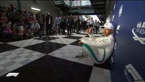 """Formula 1 - Prima pole dell'anno ad Hamilton: """"Grande giro, ma non è stato semplice"""""""