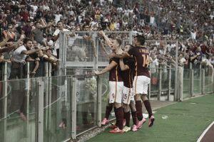 AS Roma 2-1 Juventus: Champions beaten at Stadio Olimpico