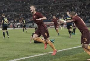 La Roma vuelve a sonreír; Inter KO