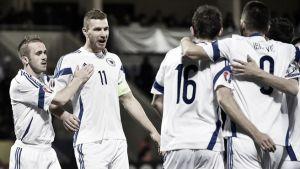 VIDEO Qualificazioni Euro 2016: vittorie esterne per Galles e Bosnia, pari per la Rep.Ceca