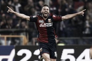 Genoa 1-0 Milan: Rossoblu make man advantage pay in scrappy encounter