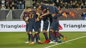 La Coupe de la Ligue va al PSG: Monaco battuto grazie a Cavani (doppietta) e Di Maria