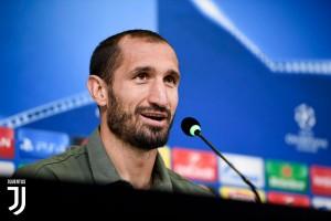 """Juventus-Real Madrid, Chiellini: """"Li rispettiamo, ma possiamo batterli"""""""