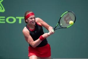WTA Miami - Ostapenko supera Svitolina con due tie-break