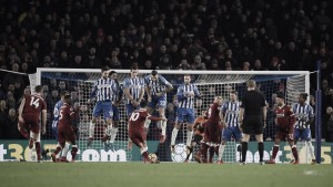 Once ideal de la décimo quinta jornada de la Premier League
