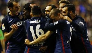 Rayo Vallecano - Atlético de Madrid: puntuaciones del Atlético, jornada 17