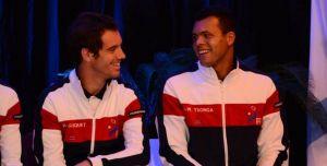 Coupe Davis : Ce sera Gasquet-Tsonga