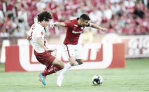 """Alex reconhece pontos a melhorar no Inter apesar da vitória: """"Coisas para consertar e amadurecer"""""""