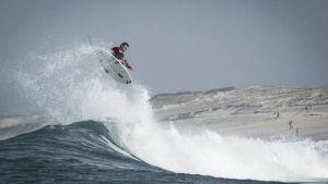 Colombia grita presente por primera vez en el Mundial de Surf