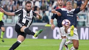 Juventus - Cagliari 4-0, le pagelle