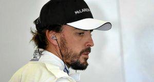 "Fernando Alonso: ""Tenemos grandes expectativas"""