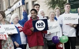 "East Ayrshire vote ""No"" in Scottish Referendum"