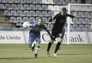 Cristian Alfonso sentencia al Ebro en el minuto 91