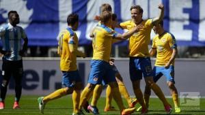 1860 Munich 0-1 Eintracht Braunschweig: Nyman nudges Lions to three points