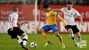 SV Sandhausen 0-1 Eintracht Braunschweig: Boland gives Lions three vital points