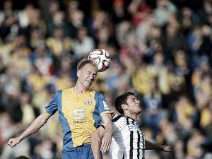 Eintracht Braunschweig 2-1 VfR Aalen: Super sub Kruppke sends Lions roaring into ninth