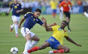Colombia vs. Ecuador, el partido definitivo de la jornada