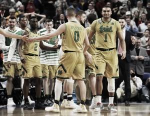 NCAA Tournament: Notre Dame survives against Princeton 60-58