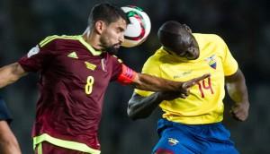 Ecuador vs Venezuela en vivo online en partido en Eliminatorias Sudamericanas (0-0)