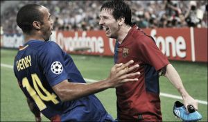 Quand Thierry Henry tacle Cristiano Ronaldo et Messi