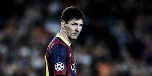 Lionel Messi en meneur de jeu ?