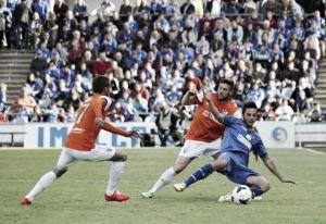 Getafe - Málaga: Primera final para los de Contra