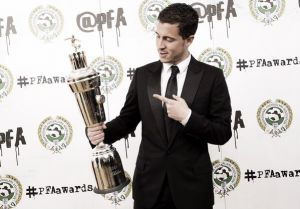 Eden Hazard wins PFA Player of the Year, Harry Kane Young Player of the Year; TOTY announced