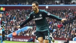 Hazard quiere compensar su mala temporada con una buena campaña
