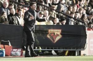 """Mazzarri: """"Ha sido un resultado justo a pesar de nuestra actuación"""""""
