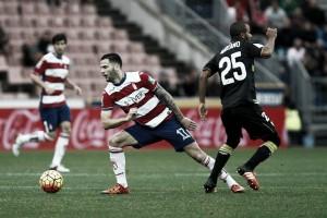 Edgar Méndez, lesionado para las próximas tres semanas