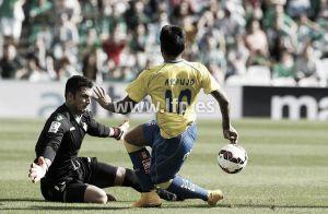 Betis-Las Palmas: puntuaciones Las Palmas, jornada 8 de Liga Adelante