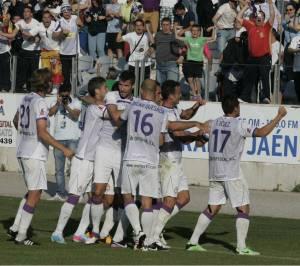 Real Jaén CF 2013/14