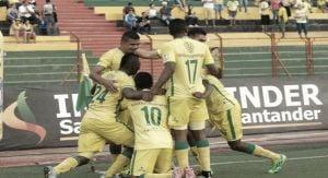 Atlético Bucaramanga a demostrar su excelente año