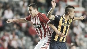 El historial entre Estudiantes y Rosario Central