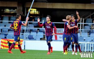 Barça B - Alcorcón: técnica vs intensidad