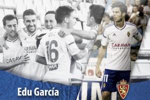 Real Zaragoza 2016/2017: Edu García