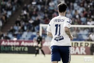 Edu García, el mejor frente al RCD Mallorca según la afición