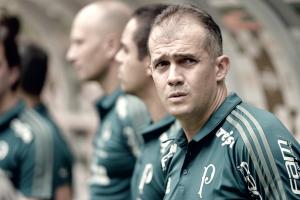 """Eduardo Baptista se despede do Palmeiras: """"Quase cinco meses de ótima convivência"""""""