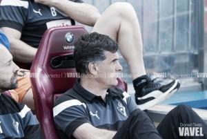 """Mendilibar: """"Estoy cansado de venir, dar la cara y perder"""""""