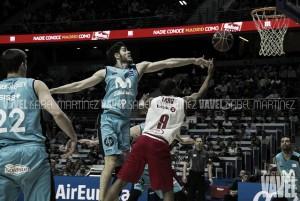 Las mejores instantáneas delMovistar Estudiantes 96-84 Bilbao Basket