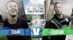 Resultado Eibar vs Córdoba en Liga BBVA 2015 (3-0)
