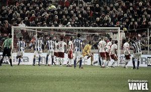 Fotos e imágenes del Almería 2-2 Real Sociedad, de la jornada 23 de la Liga BBVA
