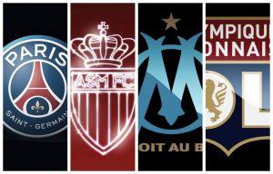 Les clubs qui feront la Ligue 1 2014-2015
