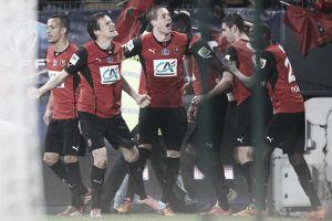 El Rennes acaba con el sueño del Angers y se cuela en la final de la Copa de Francia