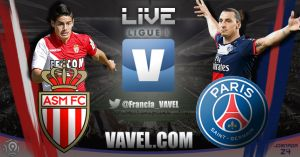 Mónaco vs PSG en vivo y directo online