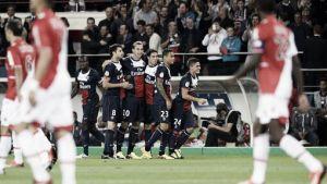 PSG y Mónaco firman tablas en el duelo de aspirantes