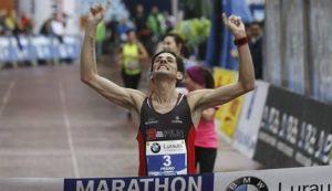 Nimo y Pérez se alzan con el título nacional de maratón