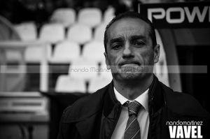 """Oltra: """"Hay muchas bajas para Murcia, pero es cuestión de elegir la mejor combinación"""""""