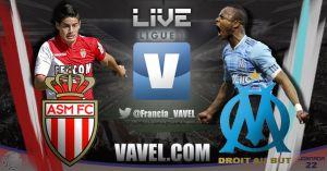 Mónaco vs Olympique de Marsella en vivo y en directo online